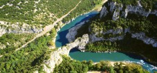 Les gorges de L\'Ardèche