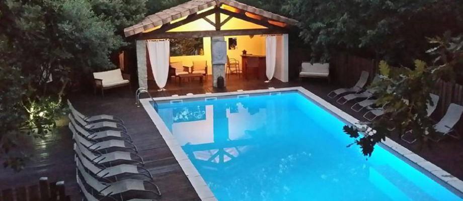 Bienvenue - La piscine