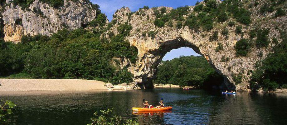 Vacances en Ardèche !!! - Le Pont d\'Arc